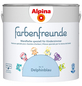 ALPINA Dispersionsfarbe »Farbenfreunde«, Delphinblau, matt-Thumbnail