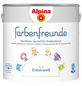ALPINA Dispersionsfarbe »Farbenfreunde«, Eisbärweiß, matt-Thumbnail