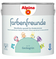 ALPINA Dispersionsfarbe »Farbenfreunde«, Geckogrün, matt-Thumbnail