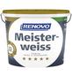 RENOVO Dispersionsfarbe »Meisterweiß«, Weiß, matt-Thumbnail