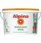 ALPINA Dispersionsfarbe »Wohnraumweiß«, Wohnraumweiß, matt-Thumbnail