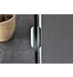 HOME DELUXE Doppel-Glasschiebetür, BxH: je 90x205 cm, mit Muschelgriff-Thumbnail