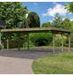 KARIBU Doppelcarport »Classic 1«, BxHxT: 598 x 237 x 480 cm, natur-Thumbnail