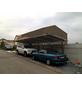 XIMAX Doppelcarport »Linea«, Außenmaß BxT: 272,6 x 982,6 cm, edelstahlfarben-Thumbnail