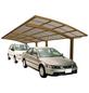 XIMAX Doppelcarport »Portoforte«, Außenmaß BxT: 270,4 x 982,6 cm-Thumbnail