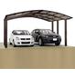 XIMAX Doppelcarport »Portoforte«, Außenmaß BxT: 542,3 x 495,4 cm-Thumbnail
