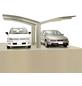XIMAX Doppelcarport »Portoforte«, Außenmaß BxT: 543 x 495,4 cm-Thumbnail