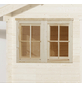 WEKA Doppelfenster für Gartenhäuser, Holz/Glas-Thumbnail