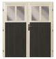 KARIBU Doppelflügeltür für Gartenhäuser, Holz-Thumbnail