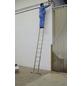 KRAUSE Doppelleiter »STABILO«, Anzahl Sprossen: 16, Aluminium-Thumbnail