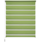 LIEDECO Doppelrollo »Young Colours«, apfelgrün, Klemmfix, Polyester-Thumbnail