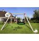 WEKA Doppelschaukel »Tabaluga«, Holz, BxHxT: 340 x 240 x 290 cm-Thumbnail
