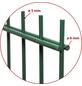 FLORAWORLD Doppelstabmatte, HxL: 203 x 201 cm, grün-Thumbnail