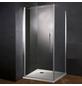 WELLWATER Drehtür mit Seitenwand »Sirius«, Drehtür, BxH: 80 x 190 cm-Thumbnail
