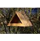 DOBAR Dreieckiges Design-Vogelfutterhaus-Thumbnail