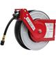 HOLZMANN-MASCHINEN Druckluftschlauchaufroller LSR 15HQ rot/grau  Ø 9,5 x 15000 mm-Thumbnail