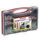 FISCHER Dübel Box, RedBox, Nylon, 1 Set, 5-10 x 25,7-50,15 mm-Thumbnail