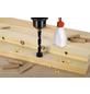 WOLFCRAFT Dübel-Set, 2916000, Holz   Metall, 1 Set, 6 mm-Thumbnail