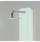HOME DELUXE Duschgarnitur, Höhe: 150 cm, weiß-Thumbnail