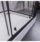 BREUER Duschkabine »BR100«, BxTxH: 80 x 120 x 204 cm-Thumbnail