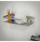 TIGER Duschkorb »Caddy«, BxHxT: 32 x 7 x 13,6 cm, edelstahlfarben-Thumbnail