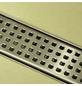 HOME DELUXE Duschrinne Quadrat, LxBxH: 150x7x10 cm-Thumbnail