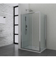 SANOTECHNIK Duschtrennwand »Elite«, B x H: 78 x 195 cm, Sicherheitsglas-Thumbnail