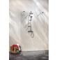 SANOTECHNIK Duschtrennwand »Freedom 1«, B x H: 137 x 195 cm, Sicherheitsglas-Thumbnail