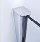 SANOTECHNIK Duschtrennwand »Young«, B x H: 75 x 195 cm, Sicherheitsglas-Thumbnail