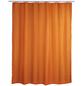 WENKO Duschvorhang »Anti-Schimmel«, BxH: 180 x 200 cm, Uni, orange-Thumbnail
