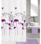 KLEINE WOLKE Duschvorhang »Barcelona«, B x H: 180 x 200 cm, Blumen-Thumbnail