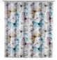 WENKO Duschvorhang »Butterfly«, BxH: 180 x 200 cm, Schmetterling, mehrfarbig-Thumbnail