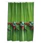 KLEINE WOLKE Duschvorhang »Charlie«, BxH: 180 x 200 cm, Tiere, grün-Thumbnail