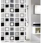 KLEINE WOLKE Duschvorhang »Clipper«, BxH: 120 x 200 cm, anthrazit-Thumbnail