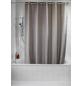 WENKO Duschvorhang »Comfort Flex«, BxH: 180 x 200 cm, Uni, taupe-Thumbnail