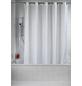 WENKO Duschvorhang »Comfort Flex«, BxH: 180 x 200 cm, Uni, weiß-Thumbnail