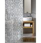 KLEINE WOLKE Duschvorhang »Cristal«, BxH: 180 x 200 cm, Steine, transparent-Thumbnail