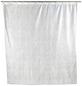 WENKO Duschvorhang »Deluxe«, BxH: 180 x 200 cm, glänzende Applikationen, weiß-Thumbnail