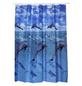 KLEINE WOLKE Duschvorhang »Dolphin«, BxH: 180 x 200 cm, Tiere, weiß/blau-Thumbnail