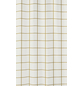 KLEINE WOLKE Duschvorhang »Grid«, B x H: 180 x 200 cm-Thumbnail