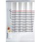 WENKO Duschvorhang »Marine«, BxH: 180 x 200 cm, Streifen, mehrfarbig-Thumbnail