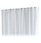 KEUCO Duschvorhang »Plan«, BxH: 200 x 200 cm, Uni, weiß-Thumbnail