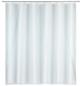 WENKO Duschvorhang »Punto«, BxH: 180 x 200 cm, Uni, weiß-Thumbnail