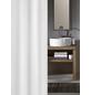 KLEINE WOLKE Duschvorhang »Sanna«, BxH: 180 x 200 cm, Streifen, weiß-Thumbnail