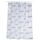 KLEINE WOLKE Duschvorhang »Sky«, BxH: 180 x 200 cm, Tiere, blau-Thumbnail