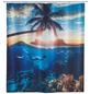 WENKO Duschvorhang »Underwater«, BxH: 180 x 200 cm, Unterwasserwelt, mehrfarbig-Thumbnail