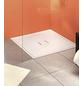 OTTOFOND Duschwanne »Fashion-R«, BxT: 100 x 80 cm, weiß-Thumbnail
