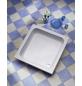 OTTOFOND Duschwanne »Saba«, BxT: 90 x 90 cm, weiß-Thumbnail