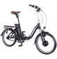 "bike2care E-Bike »bike2care E-Faltrad F2-Nexus-7/Premium«, 20 "", 7-Gang, 19.2 Ah-Thumbnail"