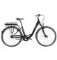 "HAWK E-Bike City »City Wave«, Schwarz 26 "", 7-gang, 11ah-Thumbnail"
